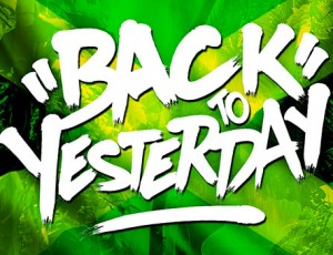 PODCAST // BACK TO YESTERDAY VOL 5 RAGGA DANCEHALL