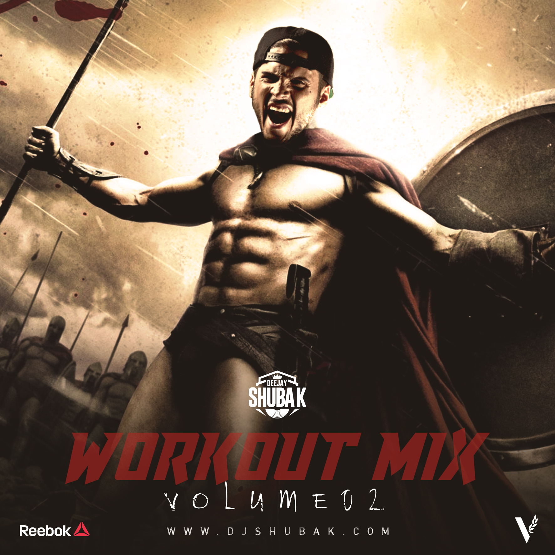WORKOUT_MIX_DJ_SHUBA_K_PODCAST_MIXTAPE