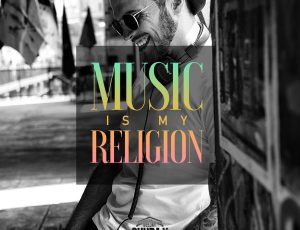 PODCAST // MUSIC IS MY RELIGION