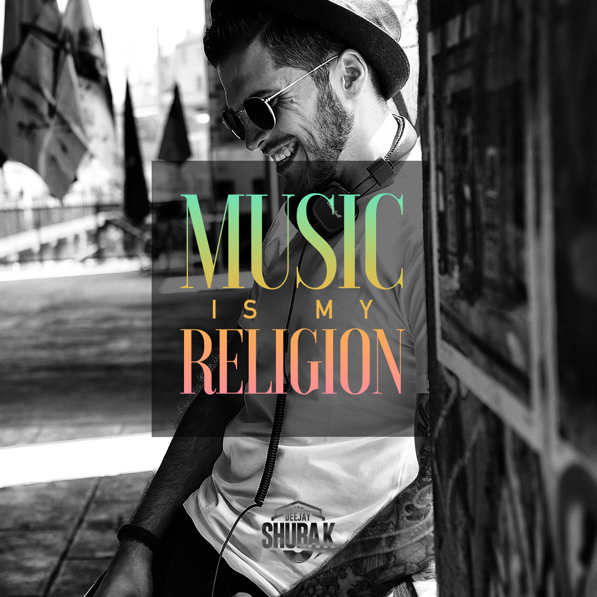 Music_is_my_religon_Podcast_Dj_Shuba_K_Cover_Mixtape