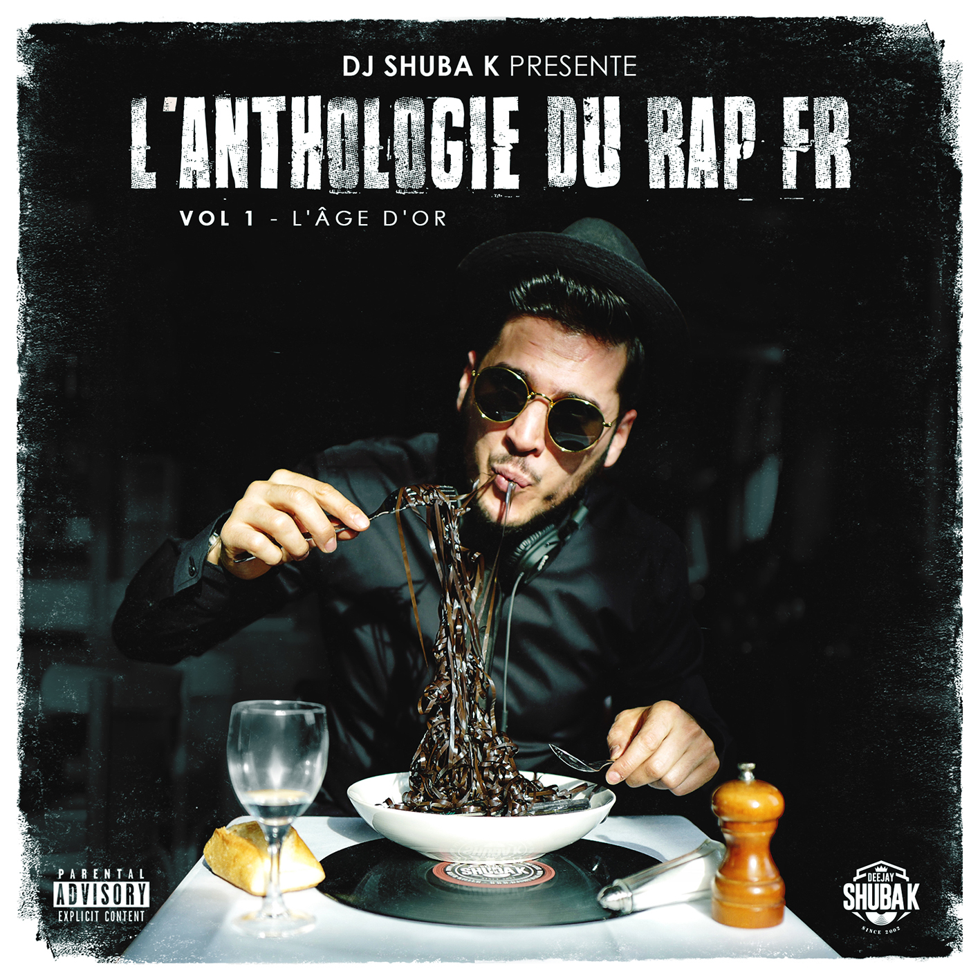 Anthologie_du_rap_francais_Vol_1_L_age_d_or_Dj-SHUBA_K-Mixtape_podcast_2018